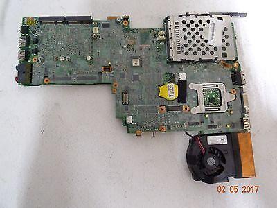 IBM Lenovo Thinkpad X61 T9300 motherboard FRU P/N 43Y9004 2,5 GHZ