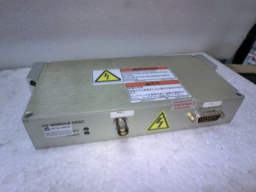 Applied Materials 0010-14630 Hv Module Cesc,modified 0010-04926,amat,used$94738