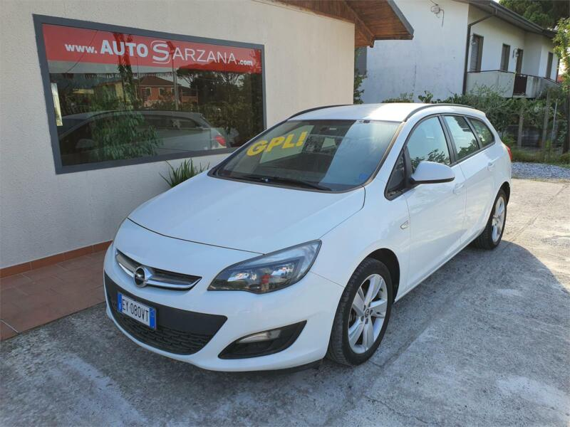 OPEL Astra Astra 1.4 T 140 CV ST GPL Tech Cosmo