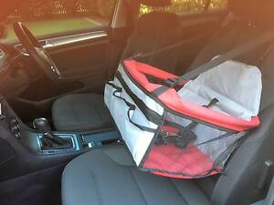 Pet Booster Seat & Safety Harness-Secure Your Pet-Free Postage Brisbane City Brisbane North West Preview