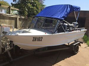 12ft / 3.7m Boat(de Havilland)30hp Johnson Werribee Wyndham Area Preview