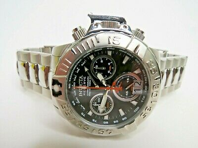 Invicta Reserve Subaqua Noma II Chronograph Watch 10646 Swiss Made Retrograde