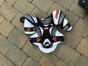 Hockey shoulder pads small / épaulette junior hockey