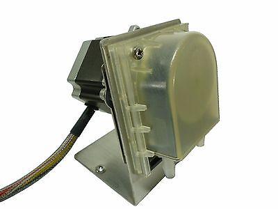 Peristaltic Self Priming Soft Viton Tubing Stepper Motor Pump 0.5 Lpm Pmst312v