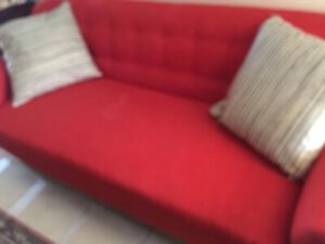 Sofa /Couch ex cond /Fabric