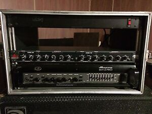Ampeg Bass Amp and Head Cornwall Ontario image 5