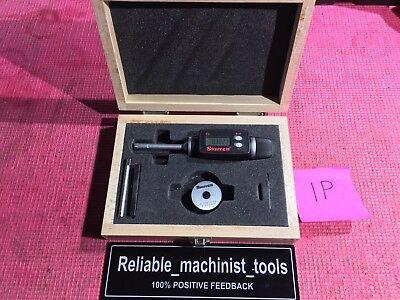 Starrett Digital Borematic Inside Micrometer Intrimik 14-38 In S780xtcz 1p
