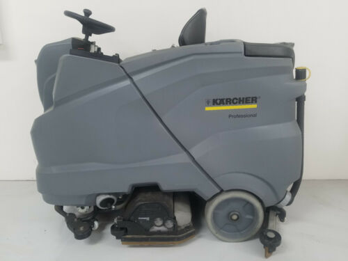 Karcher Professional B 150 R Ride On Sweeper