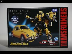 Transformers Masterpiece Bumblebee 2018