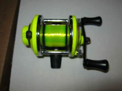 Mr Crappie mini baitcast reel