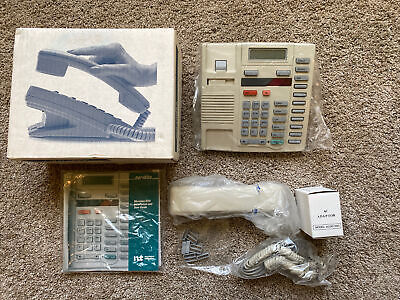 Northern Telecom Meridian 9316 Telephone Grey Meridian 9316 New In Boxwrapping