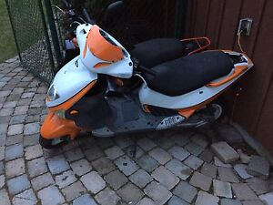 PGO big max scooter for parts