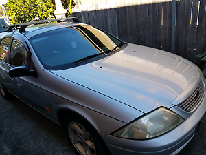 Ford falcon lpg 2000 Woodbine Campbelltown Area Preview