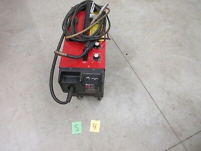 Snap-on Tote Mig Welder 110 Amp Ya217a Ya-217a Professional Welding Medal Shop