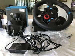 Logitech G29 wheel/pedals & shifter