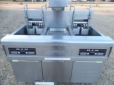 Frymaster Footprint Electric Deep Fryer Model Fmre217blsc 480v 3ph Xtra Clean