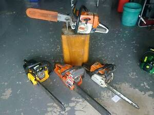 Richos chainsaw & mowers Joyner Pine Rivers Area Preview