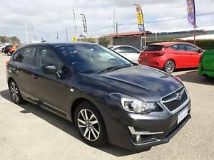 2016 Subaru Impreza G4 MY16 2.0i AWD Premium Grey 6 Speed Manual Hatch Welshpool Canning Area Preview