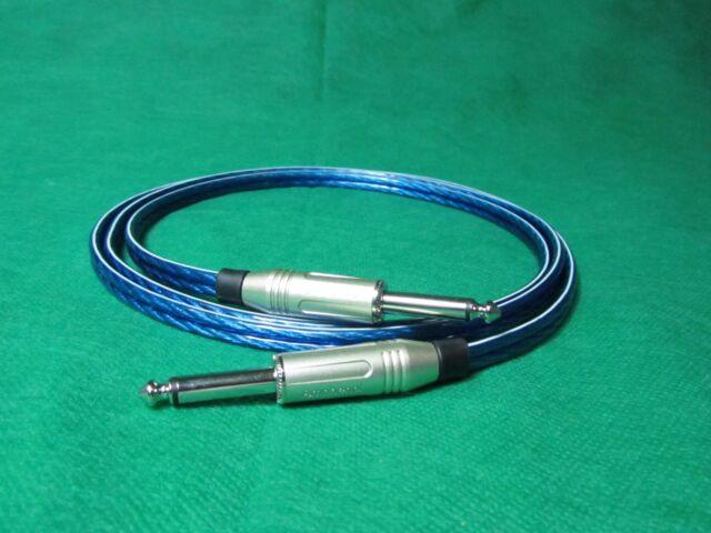 6 FT Samurai True 12 Gauge Guiter Amp Speaker Cabinet CAB Lead Wire ...