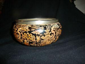 Newport Pottery Burslem Lusre Bowl