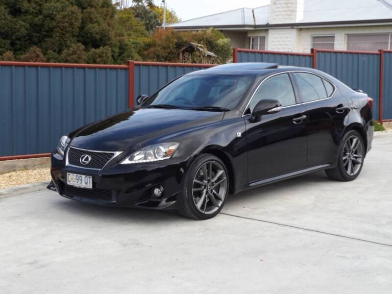 2012 lexus is350 f sport | cars, vans & utes | gumtree australia