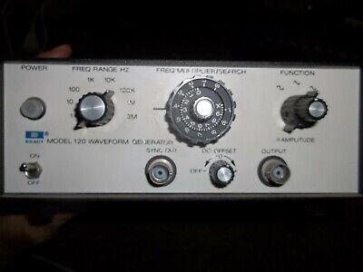 Exact Model 120 Waveform Generator Qq2