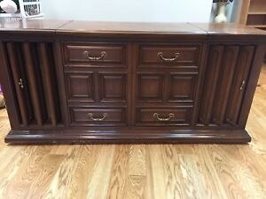Zenith Allegro Solid-State Console Stereo