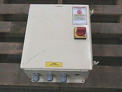 Hoffman Hinged Wall Mount Electrical Enclosure A16148ch W Ab 140m-c2e-b63