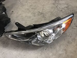2012 sonata headlights