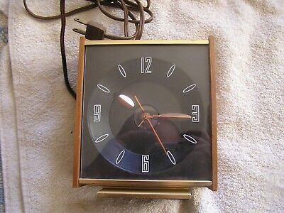 Vintage Atomic Age Eames Era Ceiling Clock , used for sale  Mentone