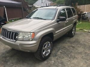 2004 Jeep Grand Cherokee limited 4.7L V-8
