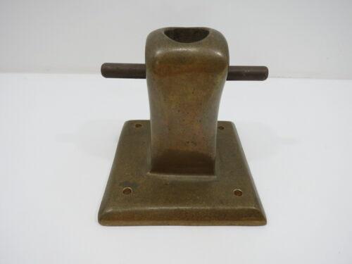 Antique Bronze Bollard Mooring Bit -(XD3A1755)