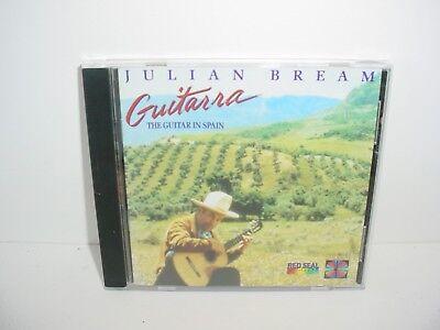 Julian Bream Guitarra The Guitar In Spain CD (Julian Bream Guitarra The Guitar In Spain)