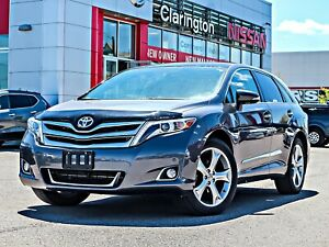 2016 Toyota Venza V6 Leather Sunroof Navi AWD FREE Delivery