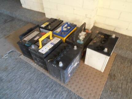 Wanted: BATTERY COLLECTION