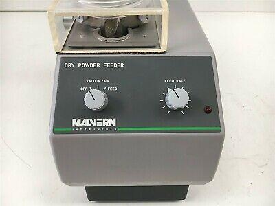 Malvern Dry Powder Feeder Msx64