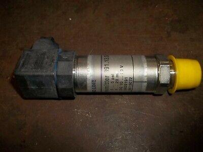 Wika 891.13.500 Pressure Transmitter 0-5 Psi 4-20 Ma 10-30v Dr1f2