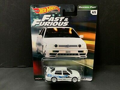 Hot Wheels Volkswagen Jetta Fast and Furious GBW75-956B 1/64