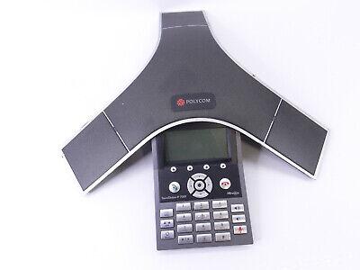 Polycom Soundstation Ip 7000 2201-40000-001 Poe Conference Phone
