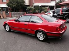 Bmw e36 318is (8 mnths rego+RWC Fitzroy North Yarra Area Preview
