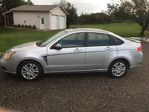 2009 Ford Focus Special Edition
