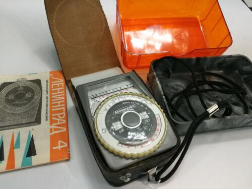Photoexpometer leningrad 4 USSR