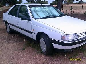 1994 Peugeot 405 Sedan Finley Berrigan Area Preview