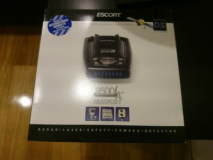 Escort passport 9500ix radar/laser detector Nedlands Nedlands Area Preview