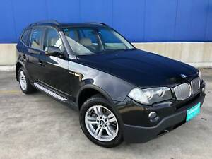 2008 BMW X3 3.0Si E83 - Very Low 90kms! Clean 4x4! Slacks Creek Logan Area Preview