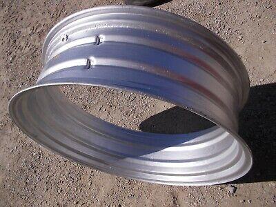 Farmall 400 450 460 350 Ih Tractor 12 X 38 Rear Double Bevel Rim For 13.6 Tire