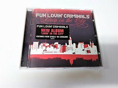 Fun Lovin' Criminals: Livin' in the City (CD, Aug-2005, Sanctuary (Fun Lovin Criminals Livin In The City)