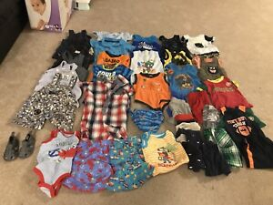 6 month summer clothing