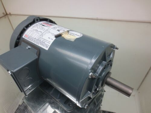 LINCOLN MOTORS, SSF6P1T61, ELECTRIC MOTOR 1 HP, 3 PHASE, 230/460V
