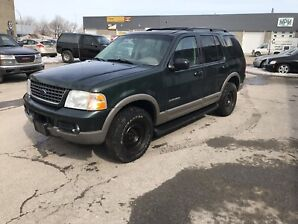 Ford explorer * 174 000Km * 4x4